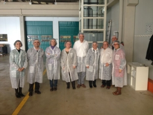 Sharing environmental interests & remaining self-sustained with ¨la Cooperative de Cambrils¨