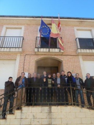Second official meeting in Barcelona and Ayoó of Vidriales