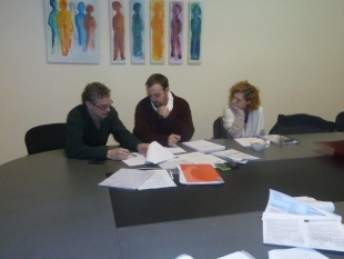 Training course in Barcelona and Ayoó Vidriales