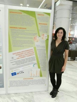 UVA team presented the project in the CONAMA national congress