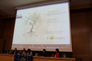 Networking between LIFE projects during the Final conference of Integral Carbon