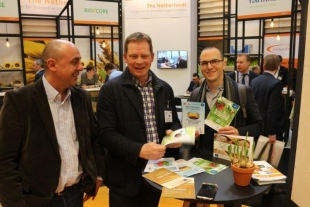Final conference LIFE Operation CO2 promoted at Biofach 2017 Germany