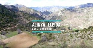 LIFE Operation CO2 Summary of activities in Alinya, Cataluna
