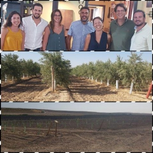 Visit to support future uptake in Andalucia