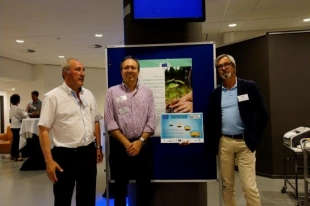 Excellent participation of the project in the Workshop on Climate Action in Agriculture and Forestry in Brussels